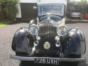 1935 Rolls Royce 20/25 For Sale