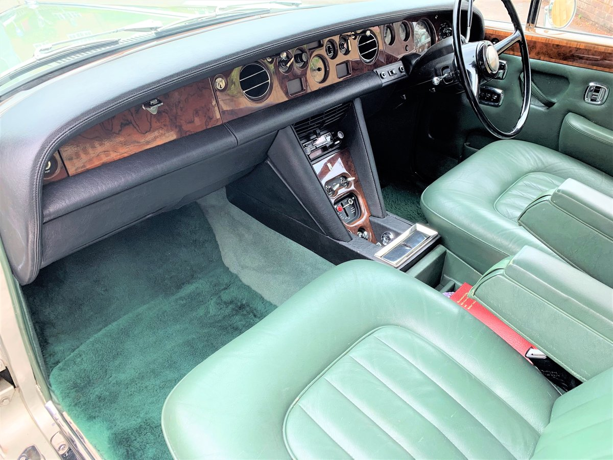 1973 Rolls-Royce Silver Shadow 1 For Sale (picture 6 of 6)