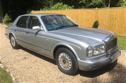 2000 Silver Seraph - Barons Tuesday 16th July 2019 For Sale by Auction