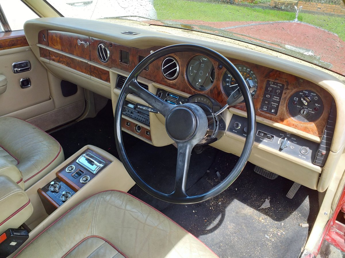 1985 Rolls Royce Silver Spirit For Sale (picture 6 of 6)