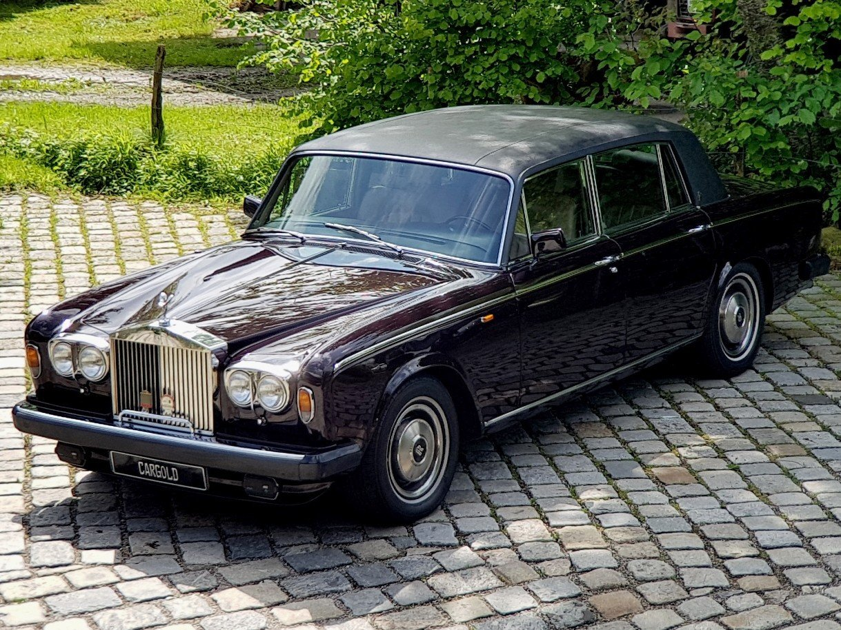 1980 Rolls Royce Silver Wraith II, electric division For Sale (picture 2 of 6)