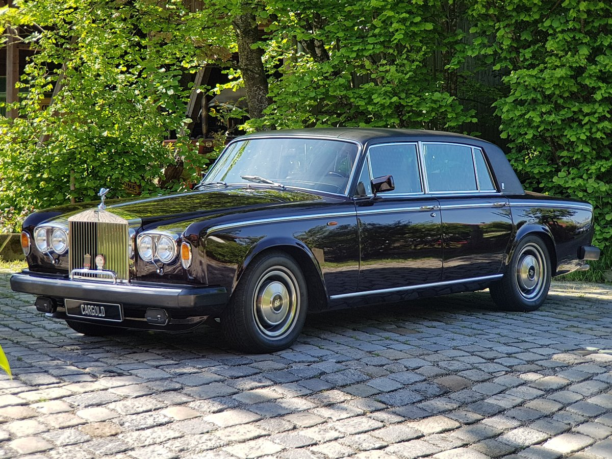 1980 Rolls Royce Silver Wraith II, electric division For Sale (picture 4 of 6)