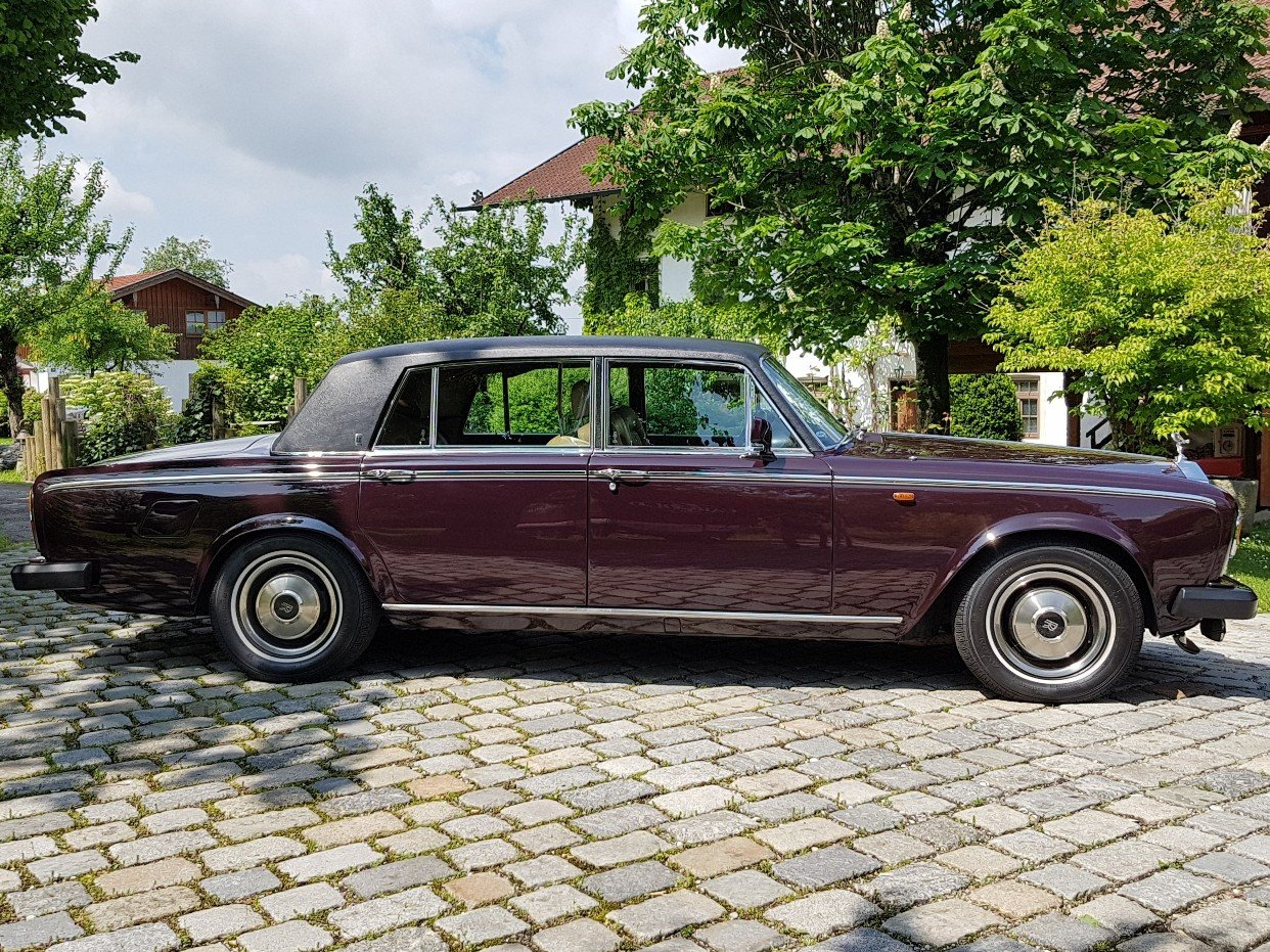 1980 Rolls Royce Silver Wraith II, electric division For Sale (picture 5 of 6)