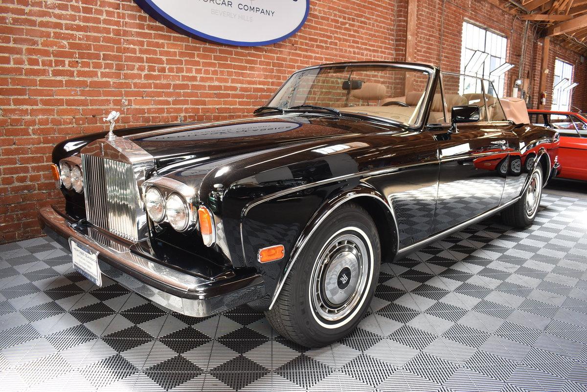 1991 Rolls Royce Corniche For Sale (picture 2 of 6)