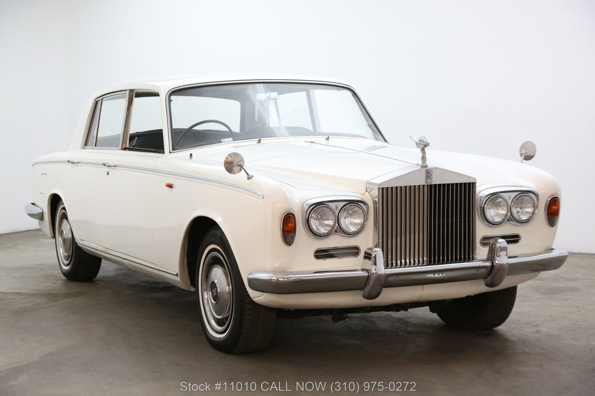 1966 Rolls Royce Silver Shadow RHD For Sale (picture 1 of 6)