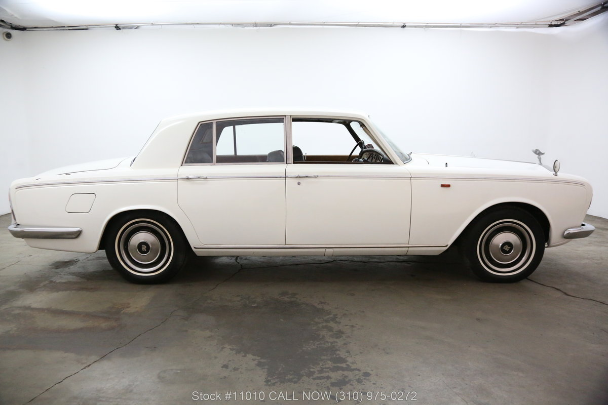 1966 Rolls Royce Silver Shadow RHD For Sale (picture 2 of 6)