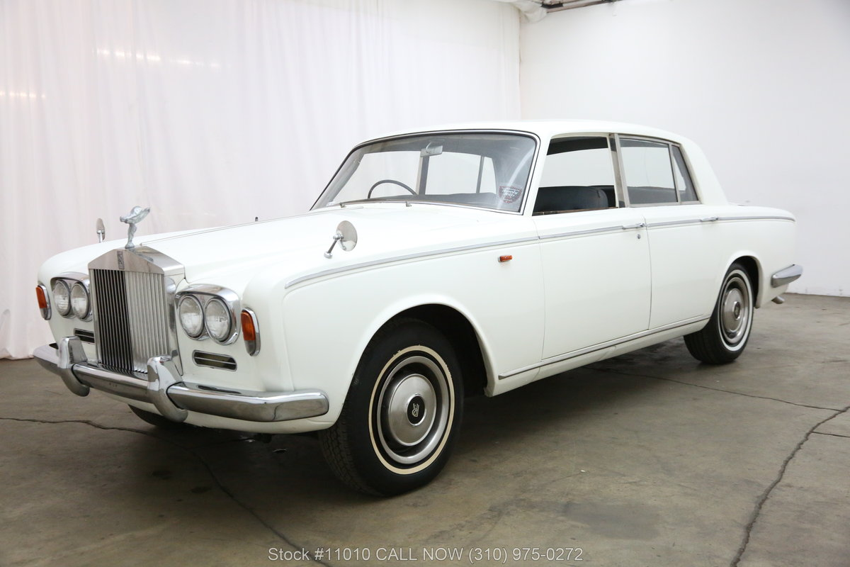 1966 Rolls Royce Silver Shadow RHD For Sale (picture 3 of 6)
