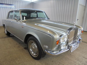 1976 ***Rolls Royce Silver Shadow - 6750cc - 20th July***  For Sale by Auction