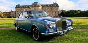 1970 ROLLS ROYCE MPW2 CORNICHE SILVER SHADOW For Sale