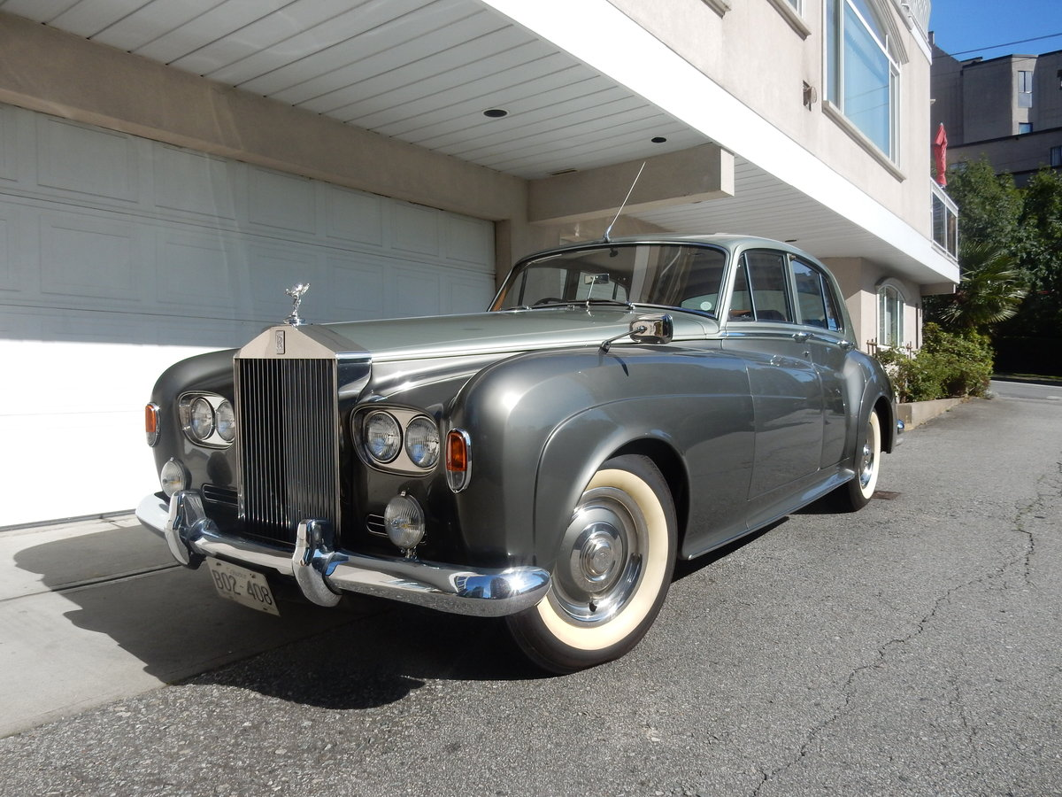 Rolls Royce SILVER CLOUD III 1964 For Sale (picture 1 of 6)