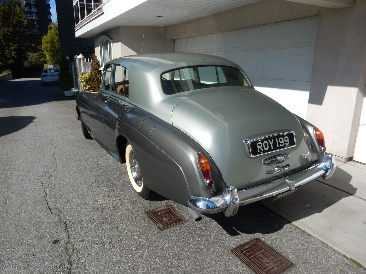 Rolls Royce SILVER CLOUD III 1964 For Sale (picture 2 of 6)
