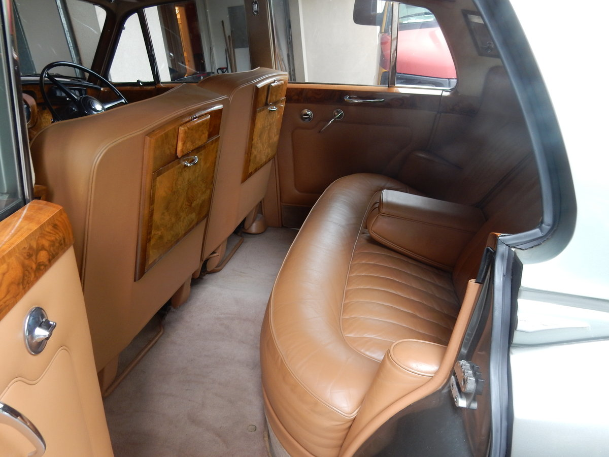 Rolls Royce SILVER CLOUD III 1964 For Sale (picture 5 of 6)