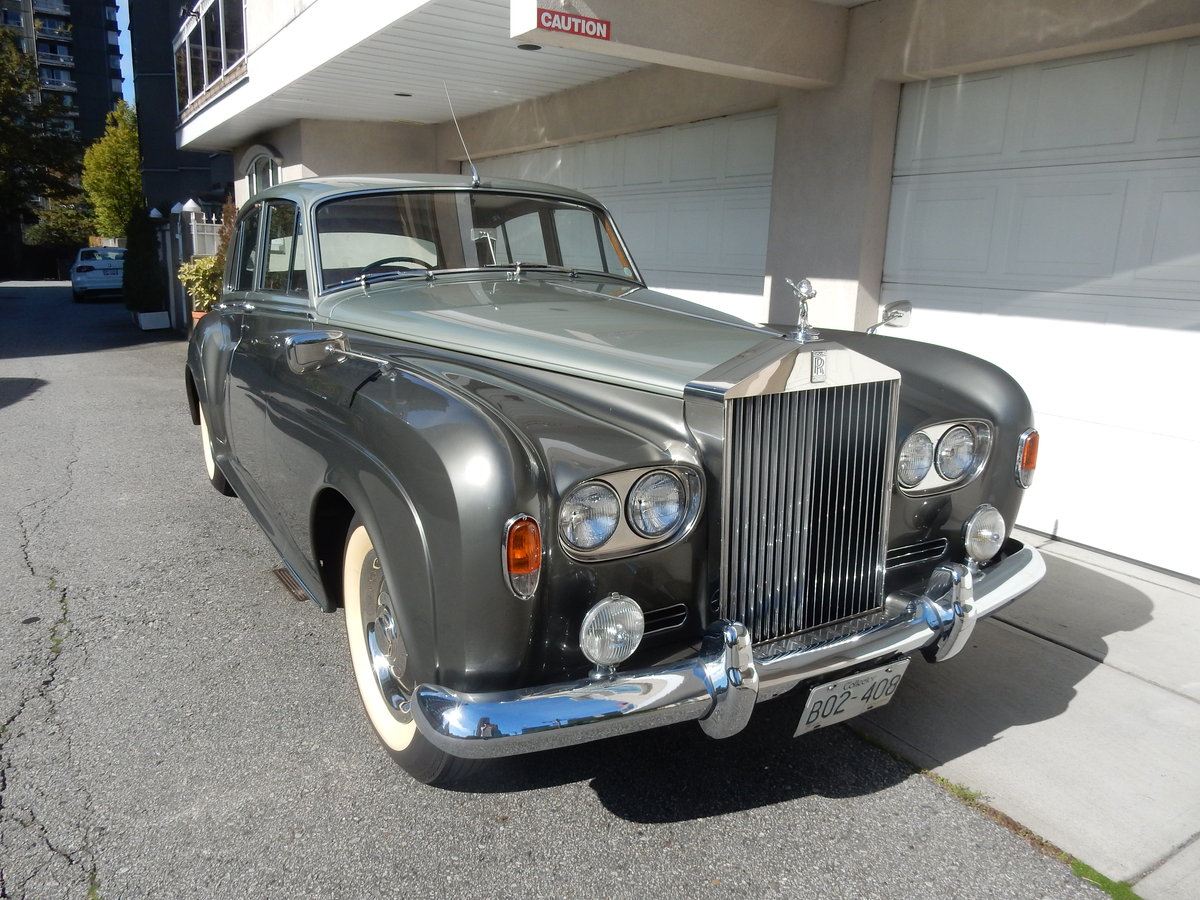 Rolls Royce SILVER CLOUD III 1964 For Sale (picture 6 of 6)