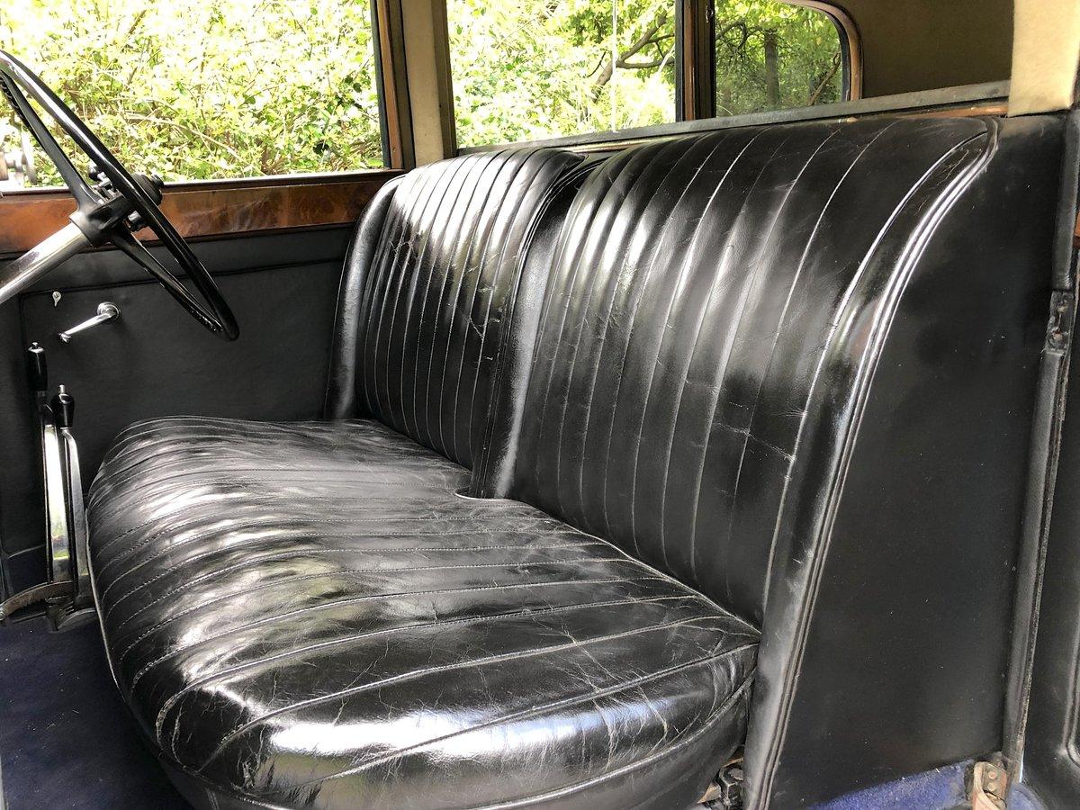 1934 ROLLS ROCYE PHANTOM II Park Ward Limousine For Sale (picture 5 of 6)