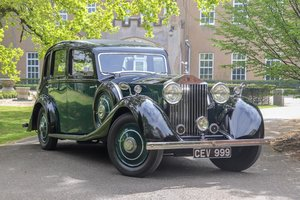 1935 Osbourne Bodied 4 Door 6 Light Sports Touring Saloon For Sale
