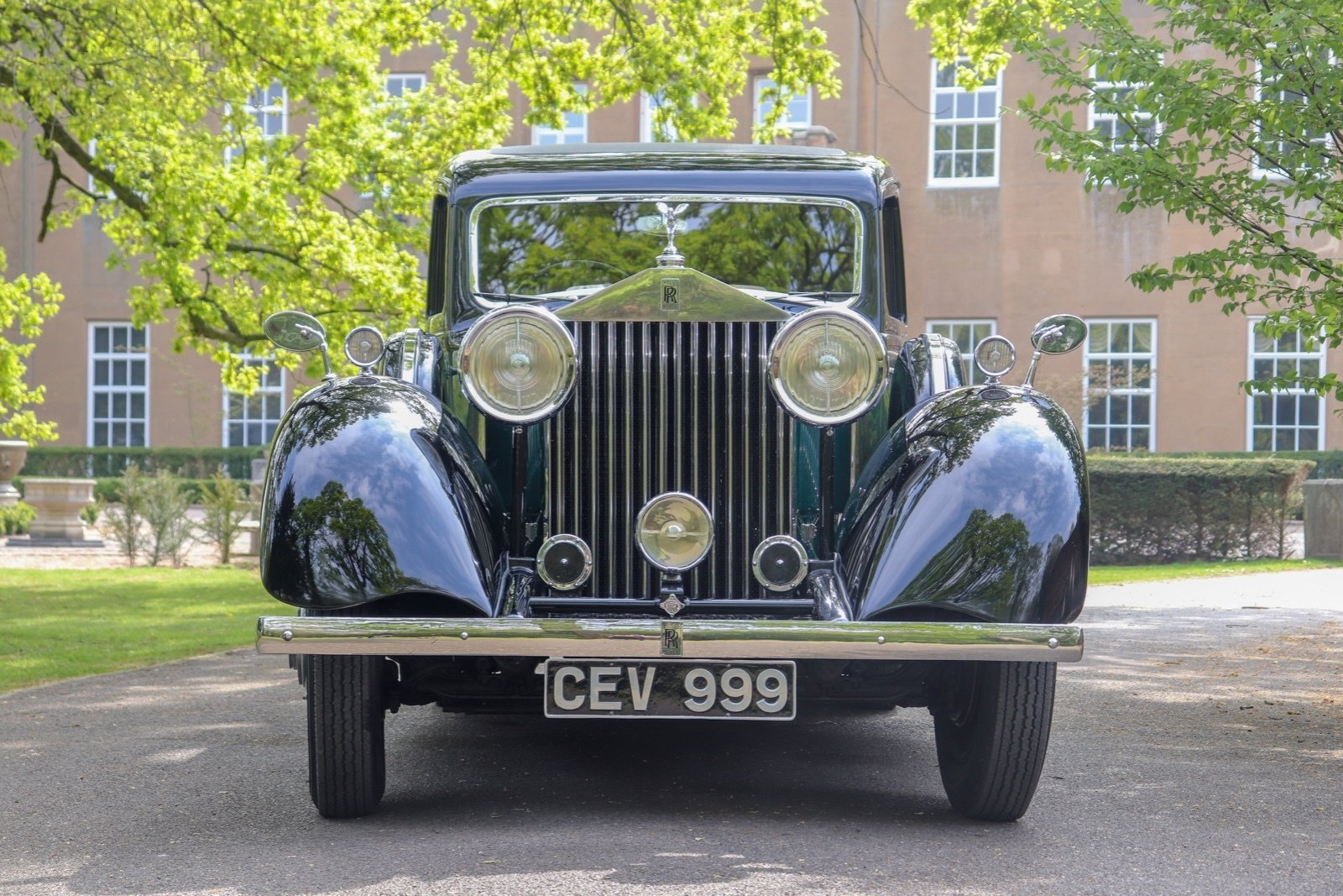 1935 Osbourne Bodied 4 Door 6 Light Sports Touring Saloon For Sale (picture 2 of 6)