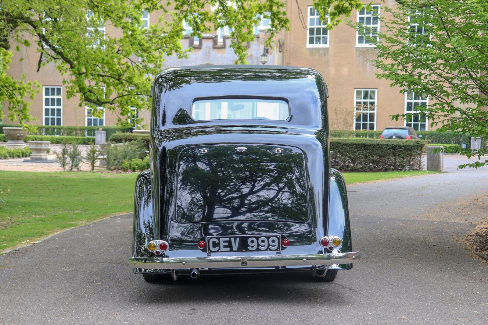 1935 Osbourne Bodied 4 Door 6 Light Sports Touring Saloon For Sale (picture 4 of 6)