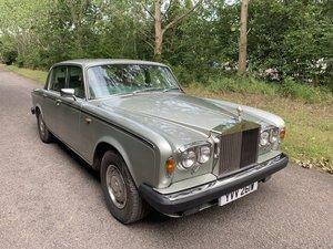 Rolls Royce Silver Shadow II (1980) For Sale