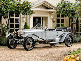 1921 ROLLS-ROYCE 40/50HP SILVER GHOST 'LONDON-TO-EDINBURGH'  For Sale by Auction