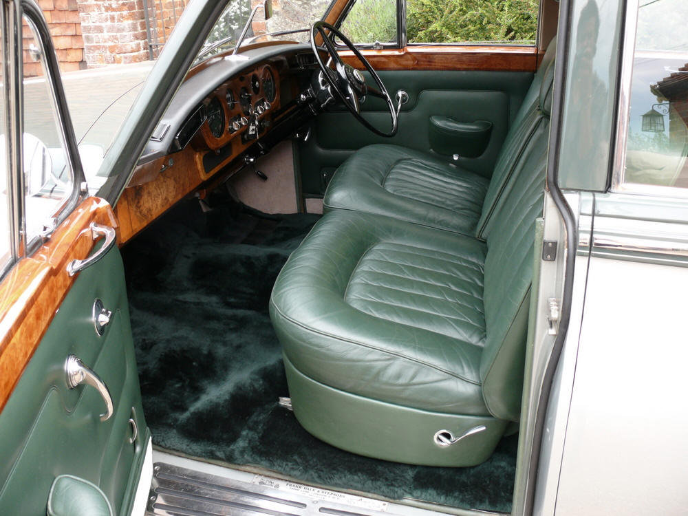 1964 Rolls-Royce Silver Cloud III   For Sale (picture 5 of 6)