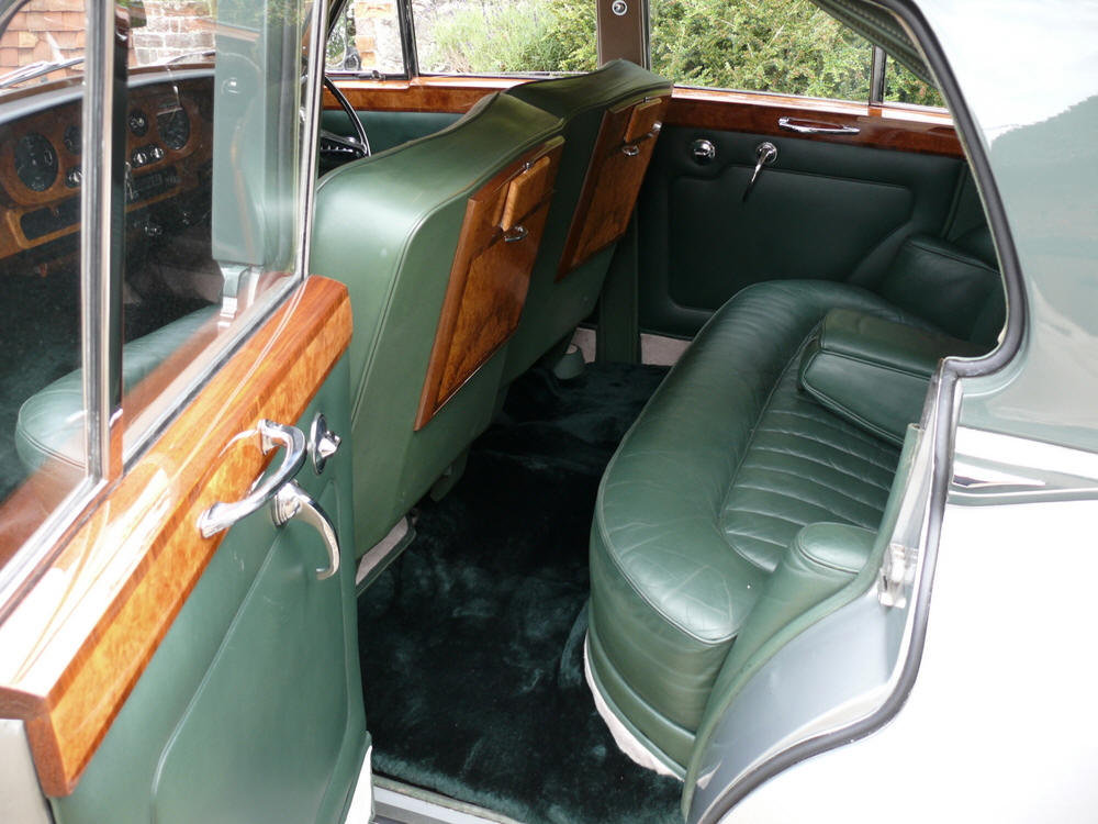 1964 Rolls-Royce Silver Cloud III   For Sale (picture 6 of 6)