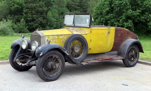 """1927 Rolls-Royce 20hp """"Open Skiff"""" Project GRJ33 For Sale"""