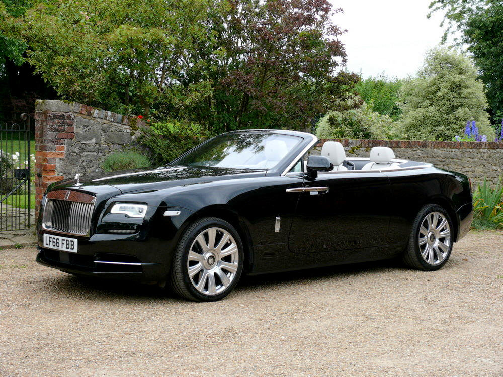 2016 Rolls-Royce Dawn  For Sale (picture 1 of 6)