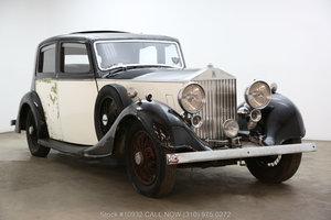 1936 Rolls-Royce 25-30