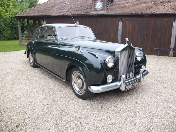 1960 Rolls-Royce Silver Cloud II  SOLD (picture 1 of 6)