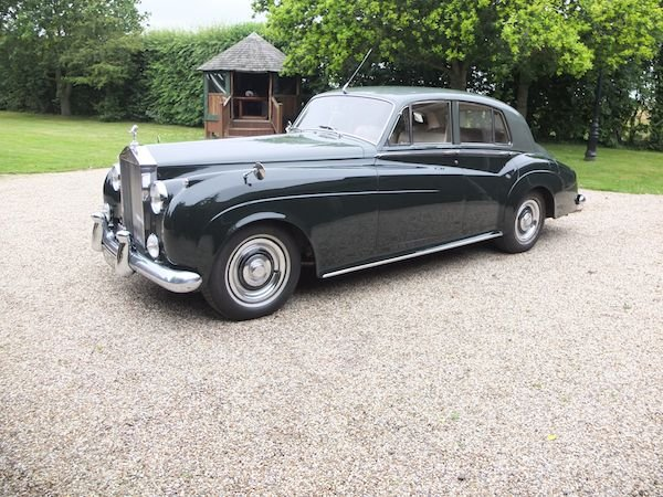1960 Rolls-Royce Silver Cloud II  SOLD (picture 2 of 6)