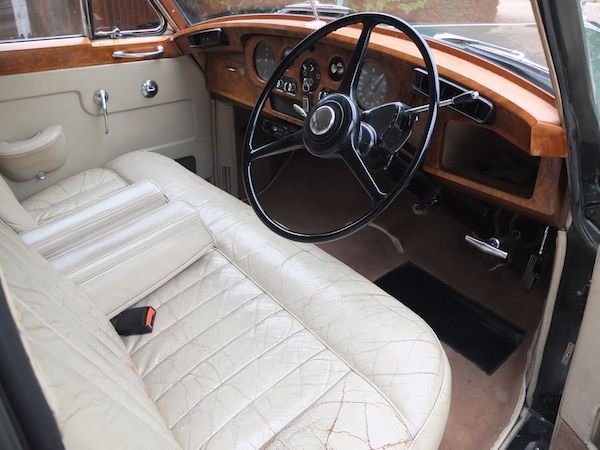 1960 Rolls-Royce Silver Cloud II  SOLD (picture 3 of 6)