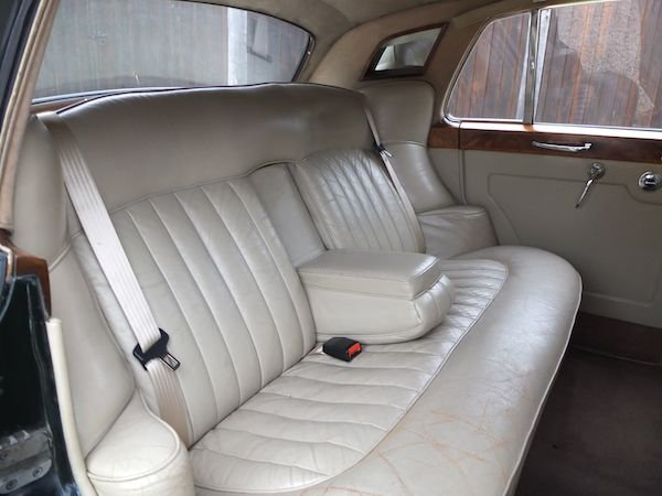 1960 Rolls-Royce Silver Cloud II  SOLD (picture 4 of 6)