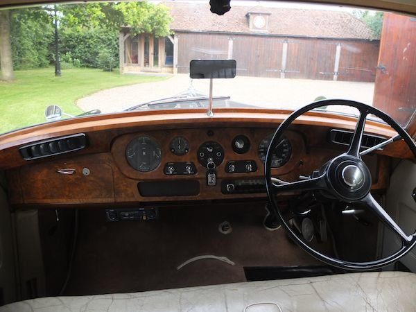 1960 Rolls-Royce Silver Cloud II  SOLD (picture 5 of 6)
