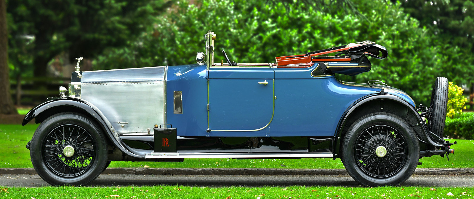 1924 Rolls-Royce 20hp Barker Dr's Coupe For Sale (picture 2 of 6)