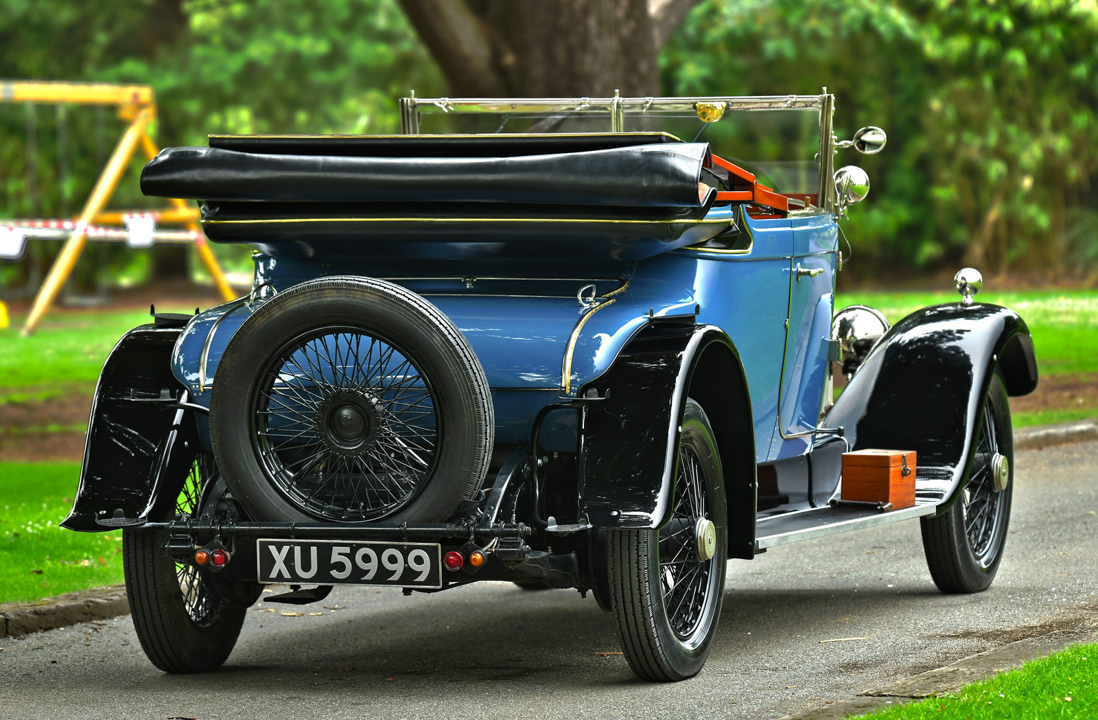 1924 Rolls-Royce 20hp Barker Dr's Coupe For Sale (picture 3 of 6)