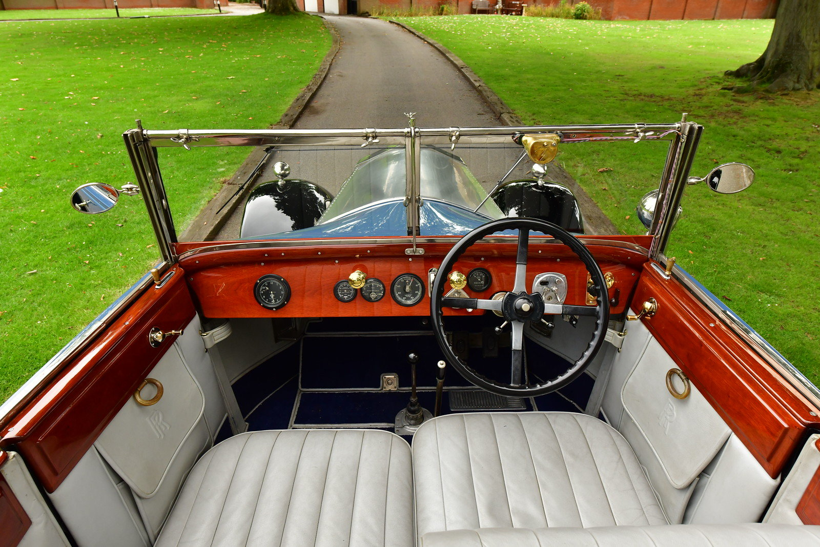 1924 Rolls-Royce 20hp Barker Dr's Coupe For Sale (picture 4 of 6)