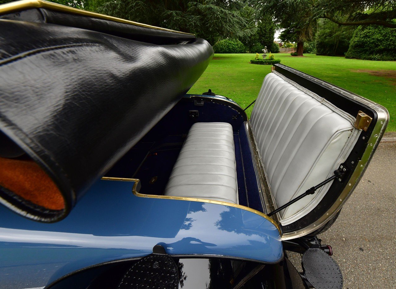 1924 Rolls-Royce 20hp Barker Dr's Coupe For Sale (picture 5 of 6)
