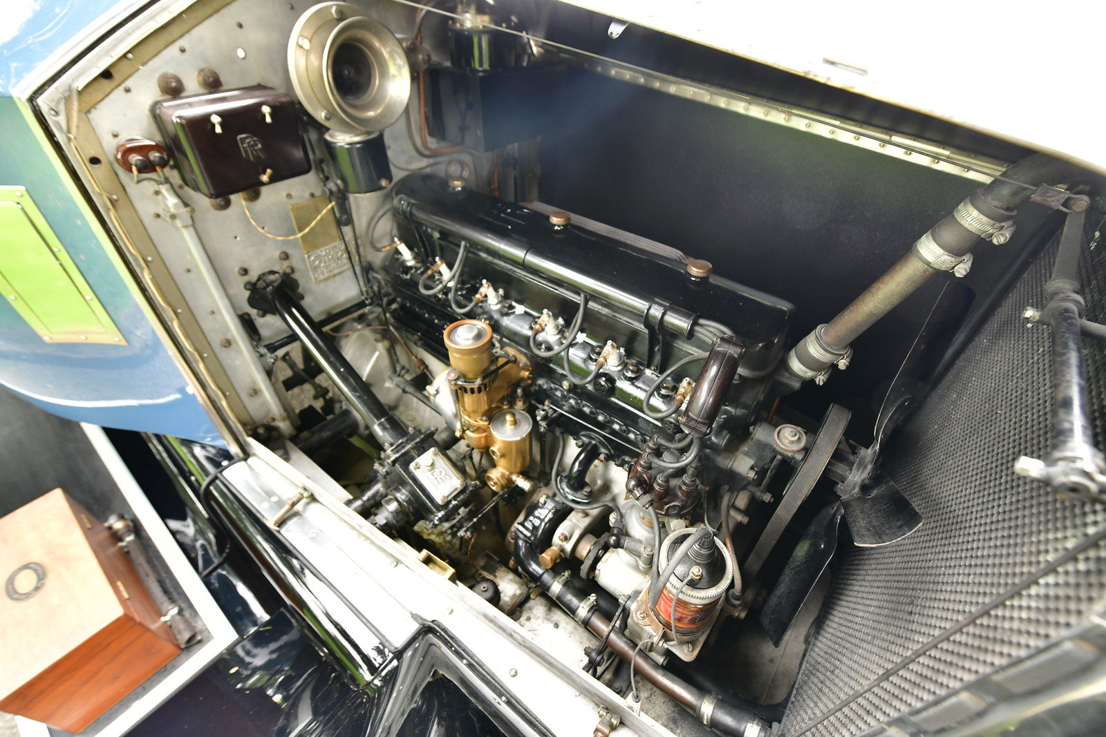 1924 Rolls-Royce 20hp Barker Dr's Coupe For Sale (picture 6 of 6)