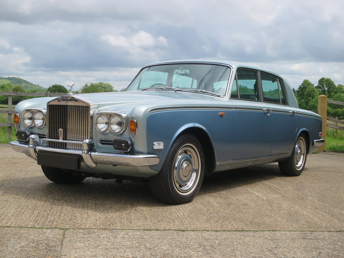 1972 Rolls-Royce Silver Shadow I For Sale (picture 1 of 6)