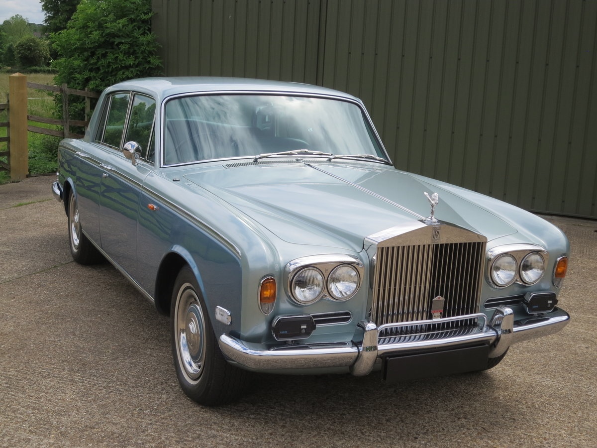 1972 Rolls-Royce Silver Shadow I For Sale (picture 2 of 6)