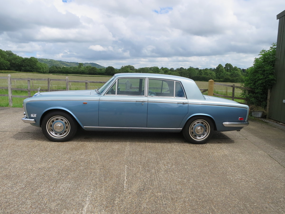 1972 Rolls-Royce Silver Shadow I For Sale (picture 3 of 6)