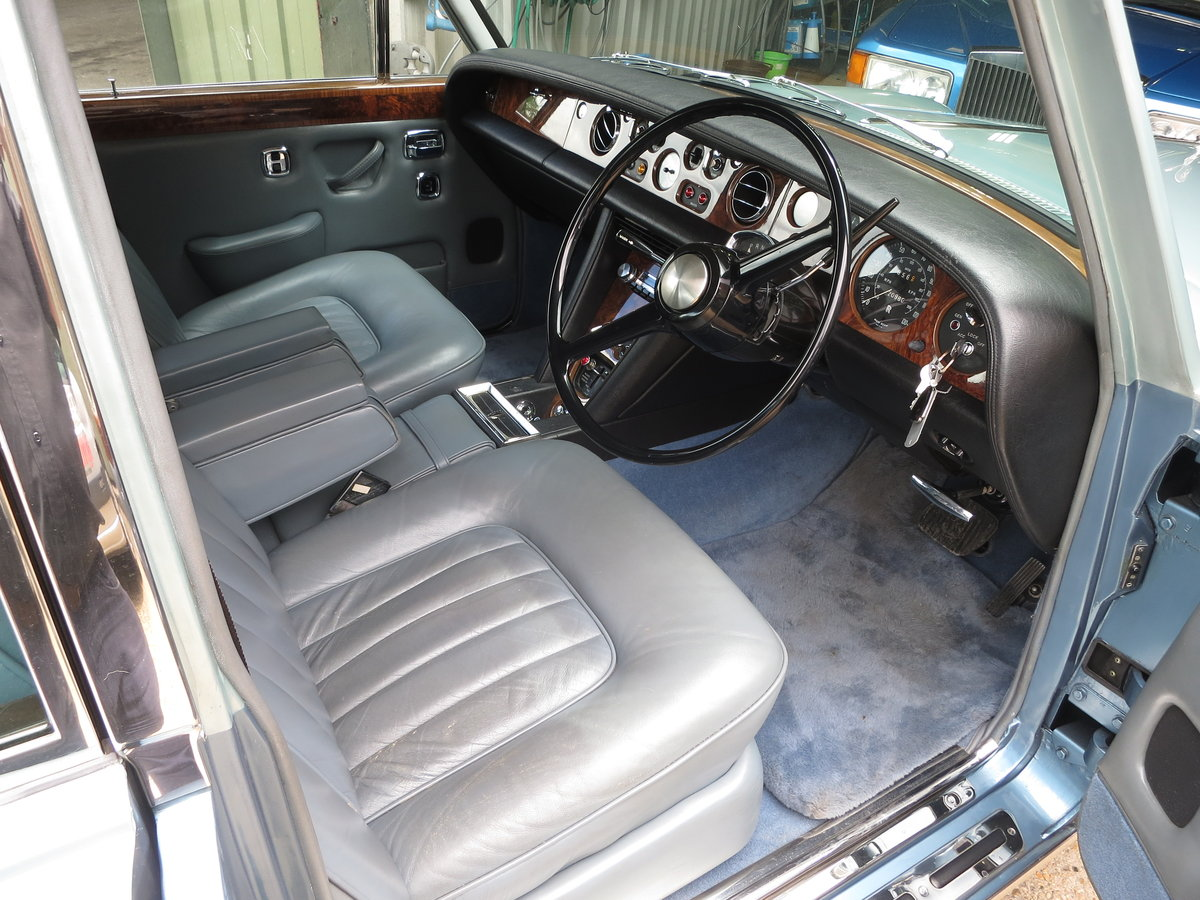 1972 Rolls-Royce Silver Shadow I For Sale (picture 4 of 6)