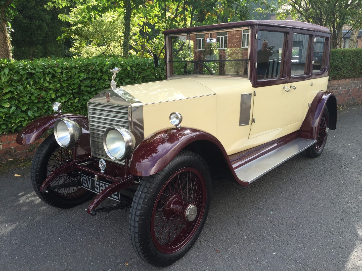 1923 ROLLS ROYCE 20HP  HJM   For Sale (picture 1 of 6)