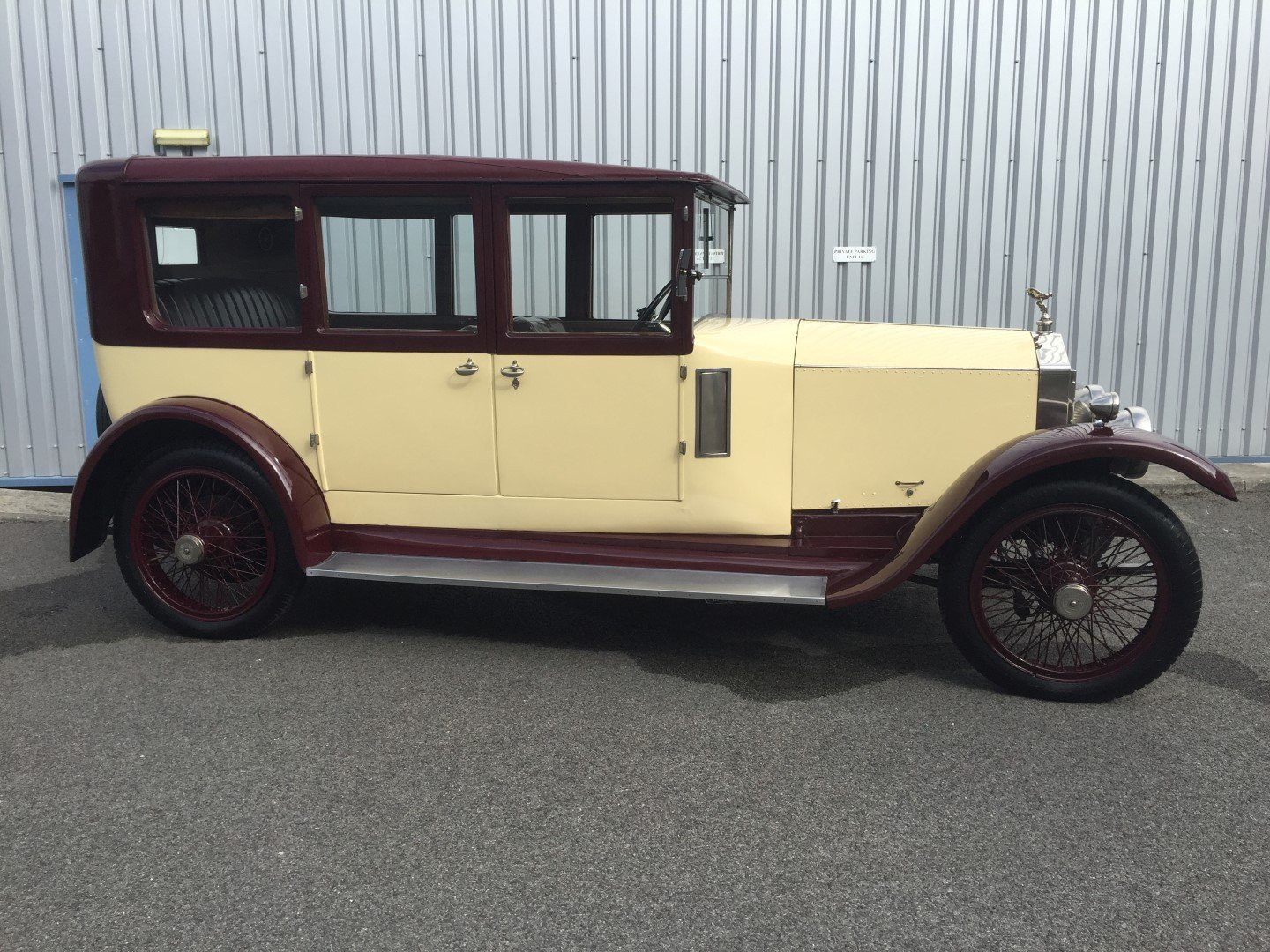 1923 ROLLS ROYCE 20HP  HJM   For Sale (picture 2 of 6)
