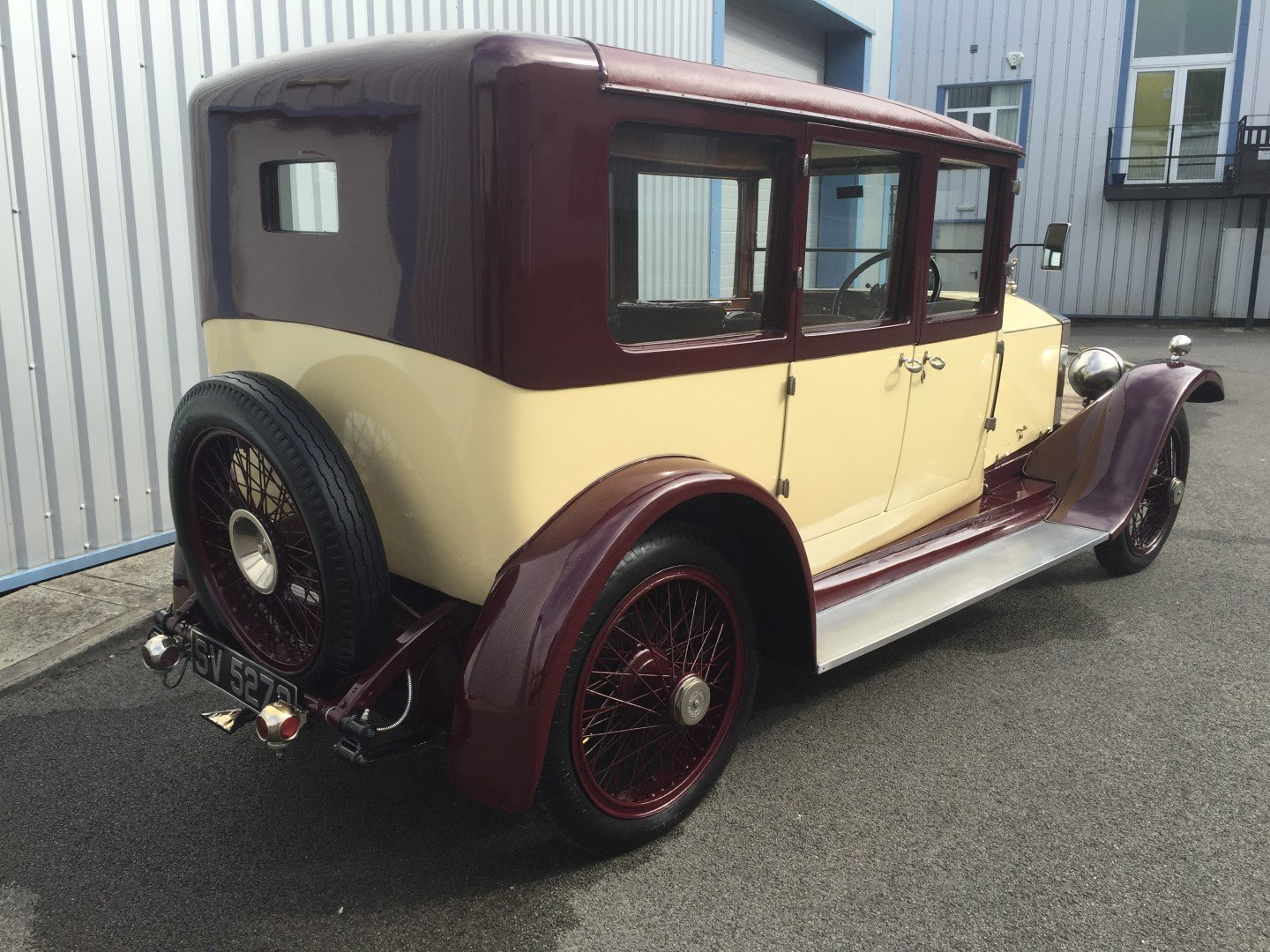 1923 ROLLS ROYCE 20HP  HJM   For Sale (picture 3 of 6)