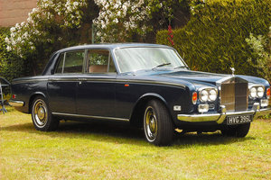 1973 ROLLS-ROYCE SHADOW, 1972, Dark Metallic Blue, For Sale