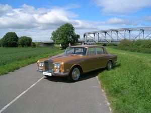 1973 Rolls Royce Silver Shadow 1 Historic Vehicle For Sale