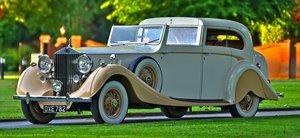 1936 Rolls-Royce Phantom III Sedanca de Ville by Gurney Nutt