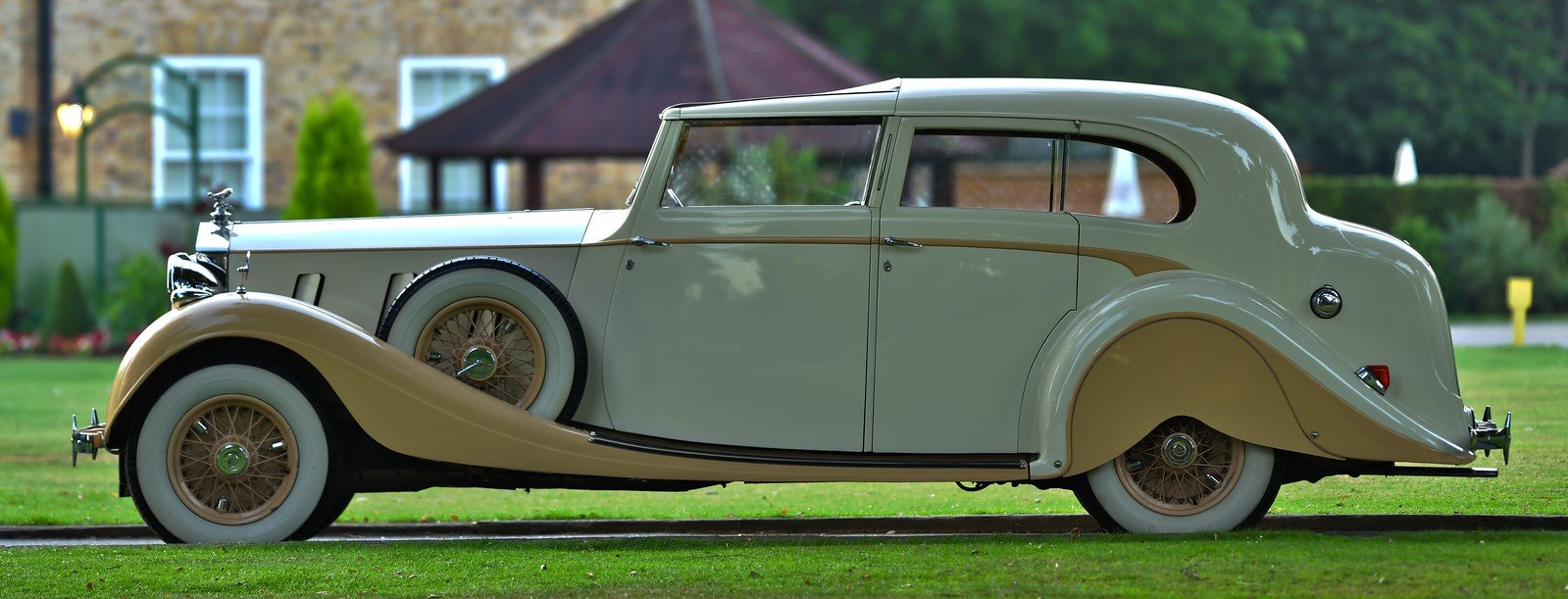 1936 Rolls-Royce Phantom III Sedanca de Ville by Gurney Nutt For Sale (picture 3 of 6)
