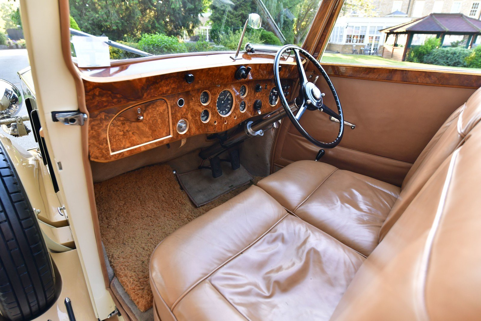 1936 Rolls-Royce Phantom III Sedanca de Ville by Gurney Nutt For Sale (picture 4 of 6)